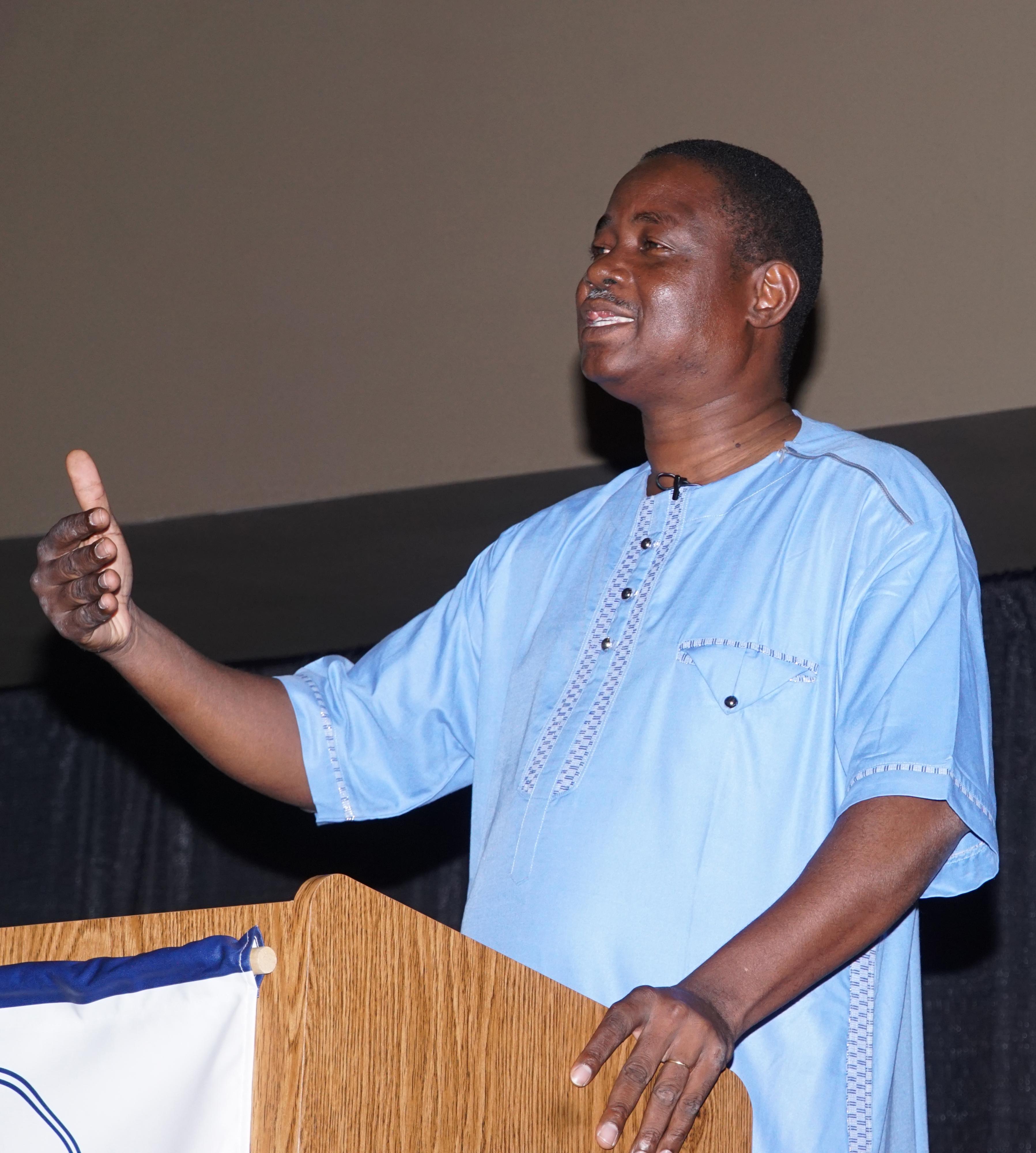 Issaka Moussa