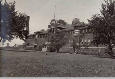 Penn Hall-old photo