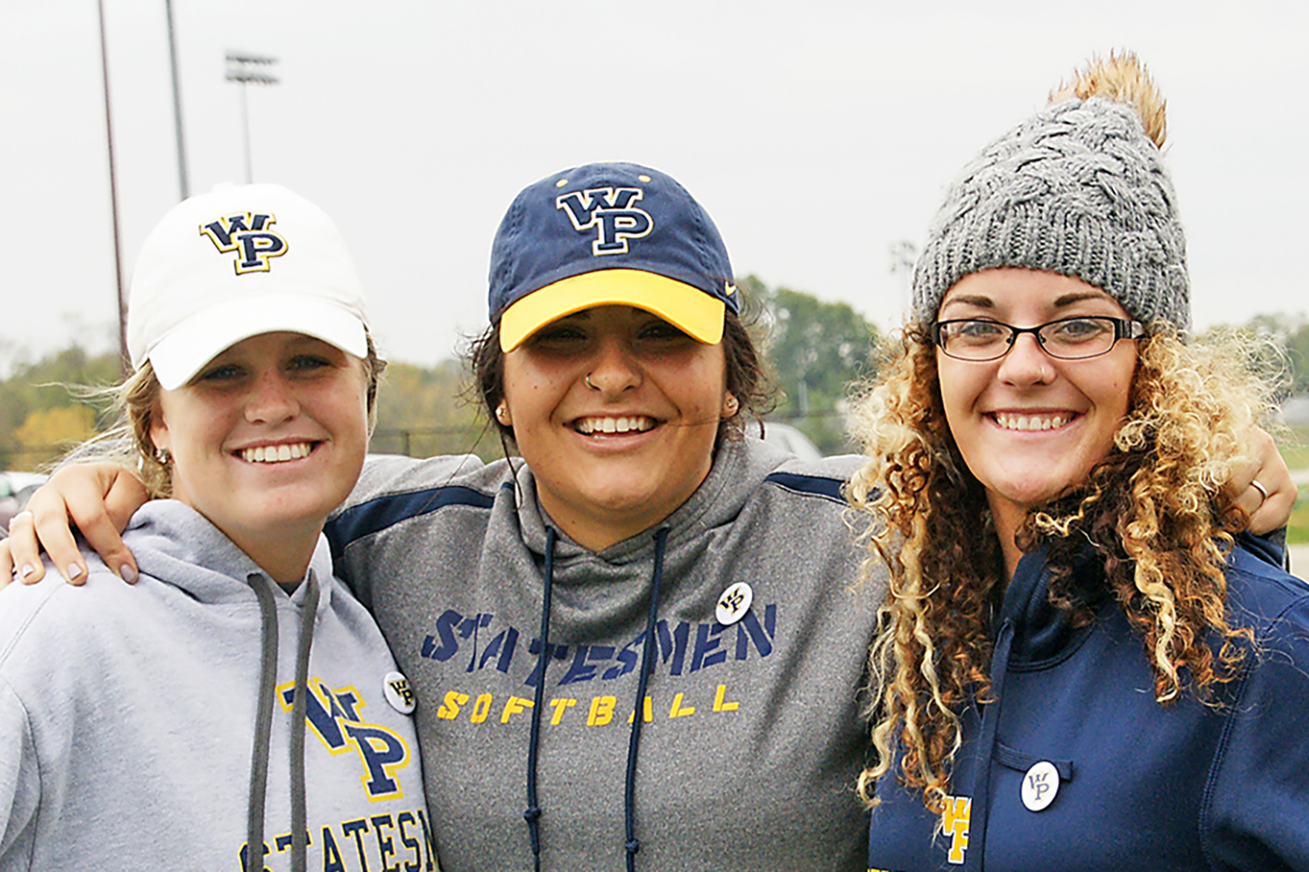 WPU students at 2016 Homecoming