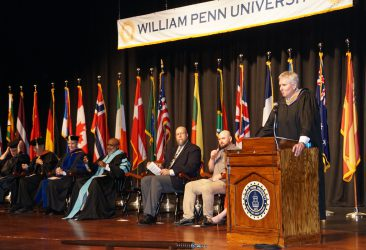 Keynote Speakers at the Fall Convocation