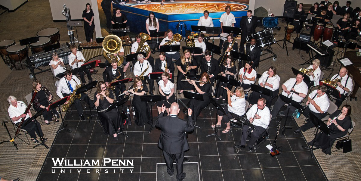 William Penn University Band